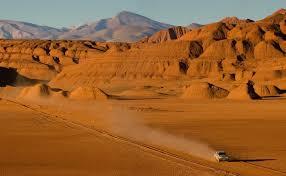 paysage du nord-ouest argentin