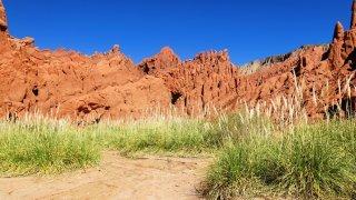 trek Acsibi - nord-ouest argentin - voyage terra argentina