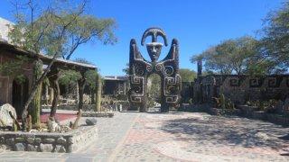 amaiche del valle - museo pachamama