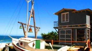 maison de pablo neruda, isla negra, chili