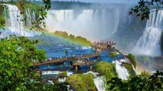 chutes d'iguazu - voyage terra argentina
