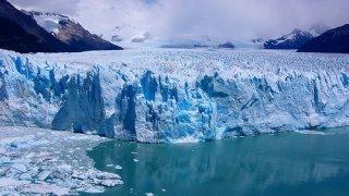 glacier perito moreno - la patagonie en famille
