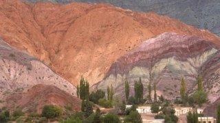 purmamarca - voyage en argentine