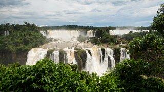 visite chutes iguazu - voyage argentine