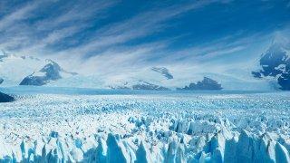 vue sur le glacier perito moreno, une semaine en patagonie