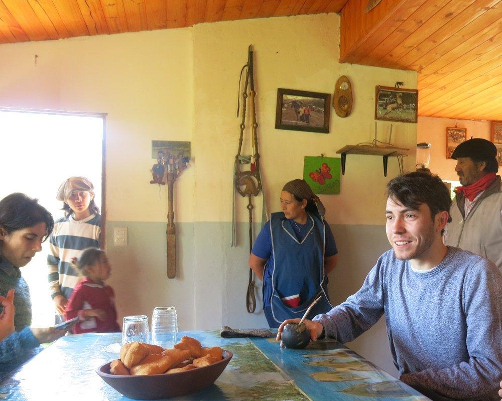 rencontre avec une communauté Mapuche à Bariloche en Patagonie argentine
