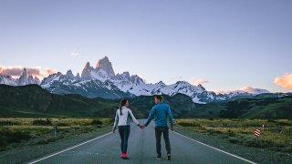 route el chalten - voyage patagonie