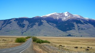 route au glacier perito moreno - roadtrip patagonie argentine et chili