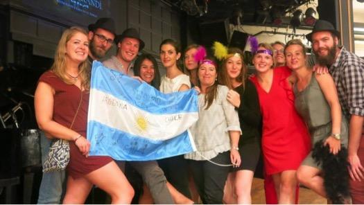 séminaire terra argentina et terra chile