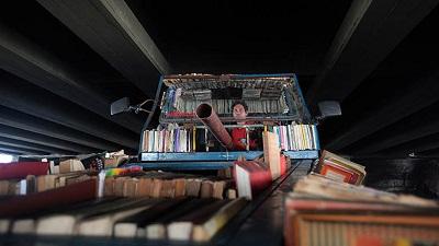 buenos airs : un tank de livres gratuits contre l'ignorance