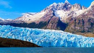 glacier grey - voyage patagonie