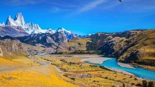 Fitz Roy - El Chaltén - Patagonie argentine