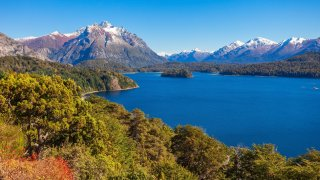 lac Nahuel Huapi, San Carlos de Bari:loche - patagonie argentine - agence de voyage locale en argentine