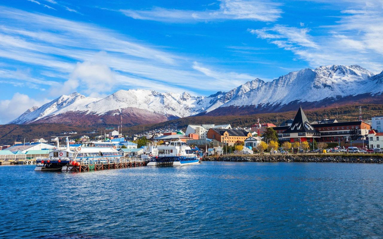 Port d'Ushuaia - Terre de Feu argentine