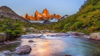 Trek entre Lacs et Glaciers de Patagonie : Bariloche, El Chaltén, Ushuaia