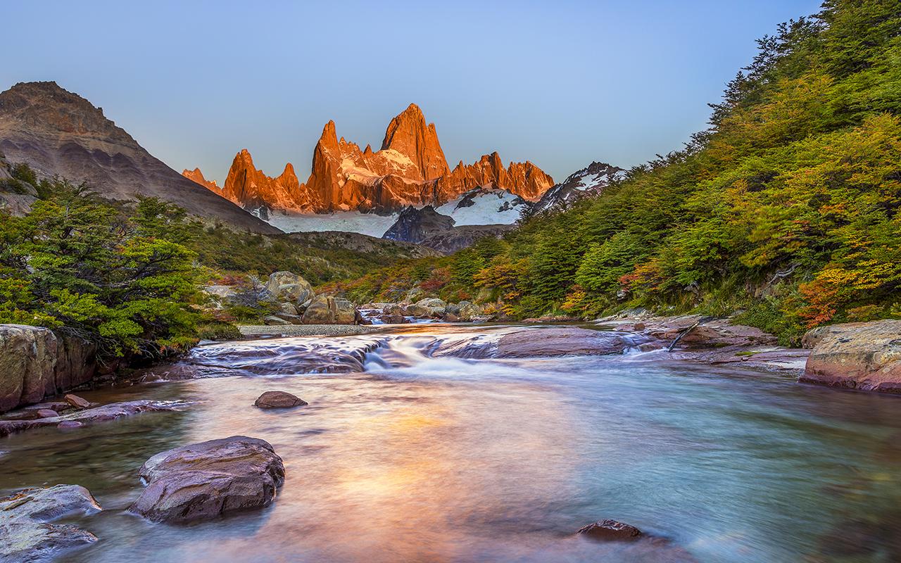 randonnées en patagonie - el chalten - voyage argentine