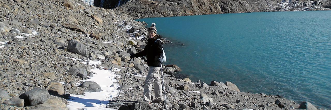 trek fitz roy - terra argentina