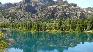 valle encantado - voyage patagonie