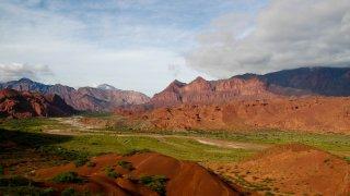 vallées calchaquies - voyage argentine