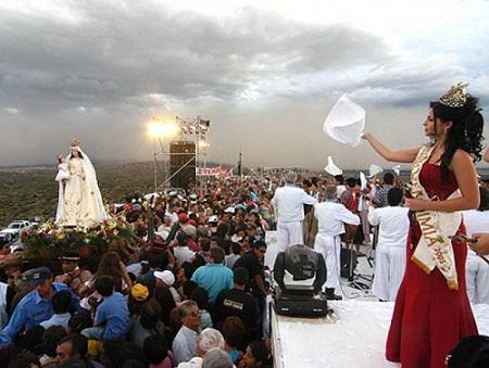 fête des vendanges de mendoza, argentine
