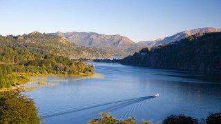 vue de llao llao - roadtrip patagonie argentine et chili